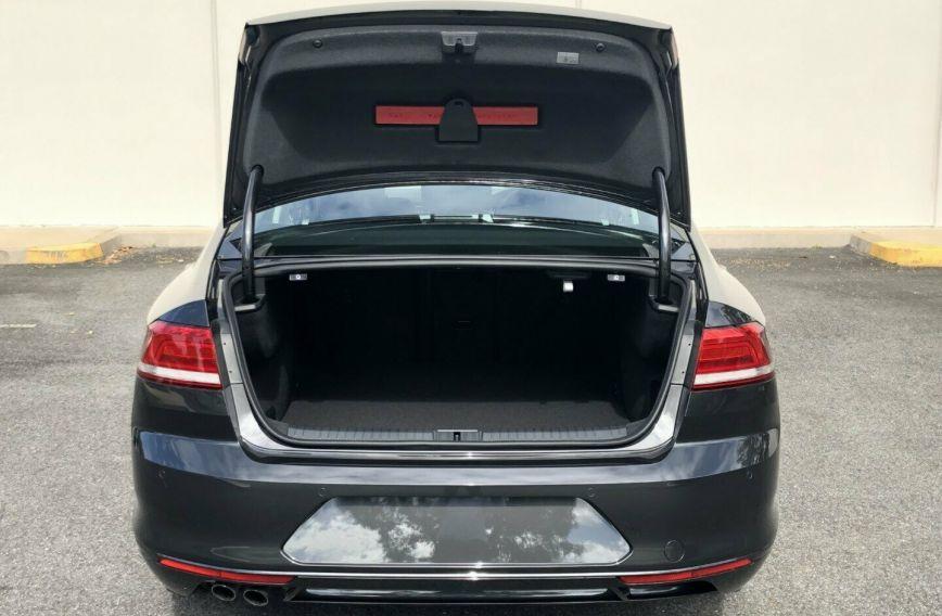 2019 VOLKSWAGEN PASSAT 132TSI  3C (B8) Turbo Sedan