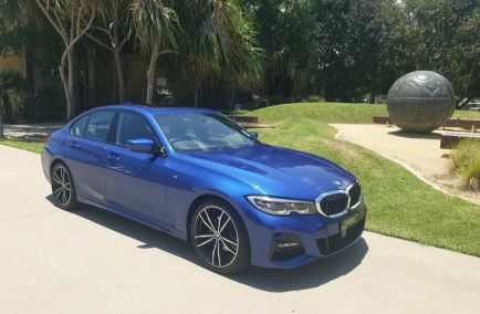 2018 BMW 3 SERIES 320d M Sport G20 Turbo Sedan