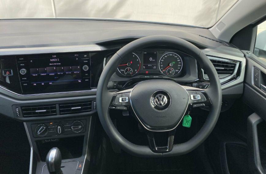 2019 VOLKSWAGEN POLO 85TSI Comfortline AW Turbo Hatchback