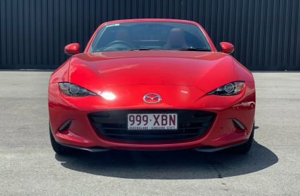 2016 MAZDA MX-5 GT  ND  Coupe