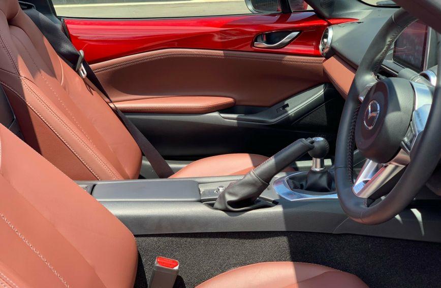 2016 MAZDA MX-5 GT  ND  TARGA