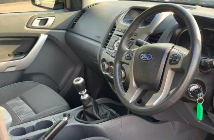 2013 FORD RANGER XLT  PX Turbo Dual Cab Utility