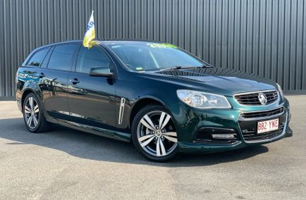 Used 2014 HOLDEN COMMODORE VF Wagon 5dr SV6 Sportwagon Spts Auto 6sp 3.6i
