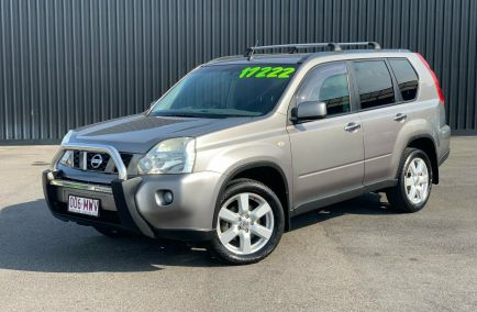 2010 NISSAN X-TRAIL TS  T31 Turbo Wagon