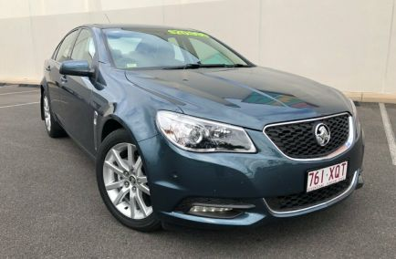 Used 2013 HOLDEN COMMODORE VF Sedan 4dr International Spts Auto 6sp 3.0i