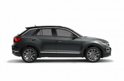 2020 VOLKSWAGEN T-ROC 140TSI Sport A1 Turbo Wagon