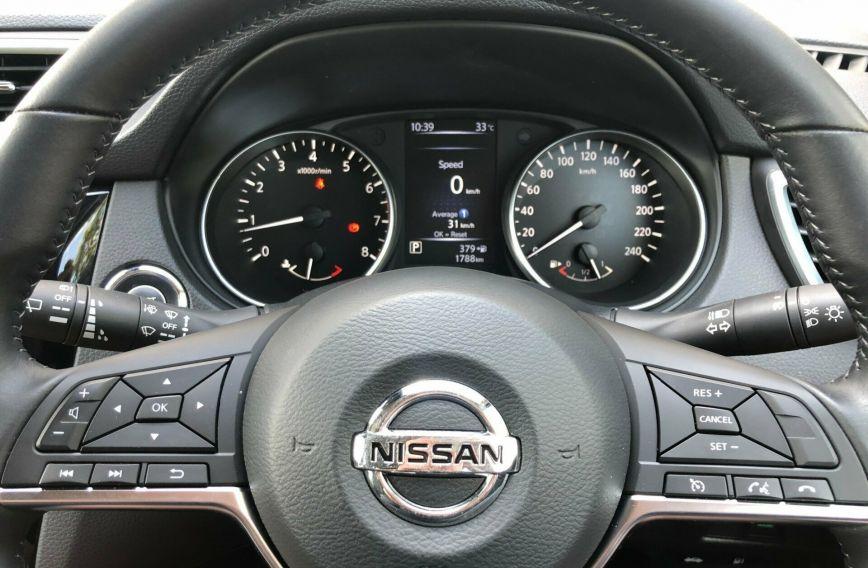 2019 NISSAN QASHQAI ST-L  J11 Series 2  WAGON