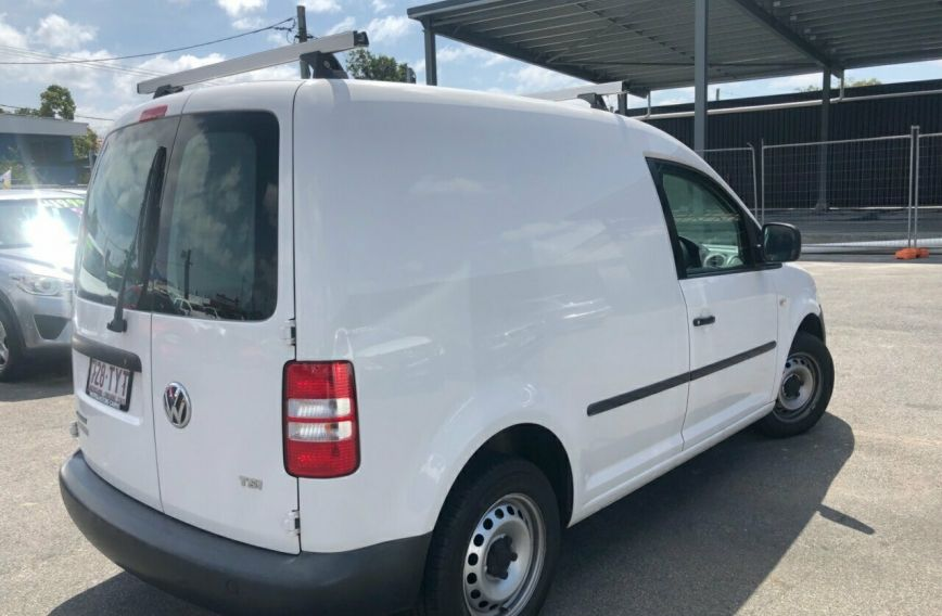 2014 VOLKSWAGEN CADDY TSI160 Runner 2KN Turbo VAN