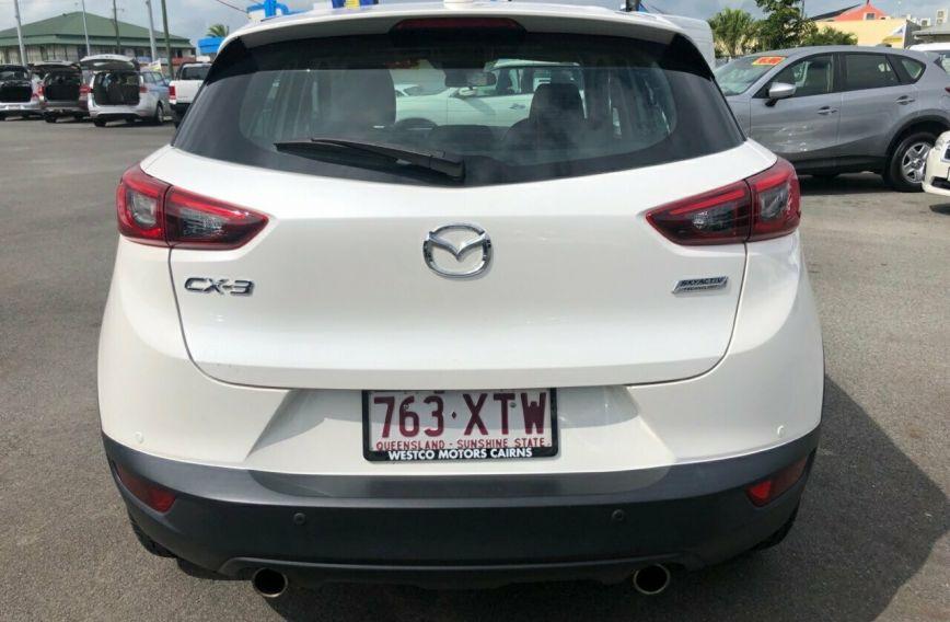 2017 MAZDA CX-3 Maxx  DK2W7A  WAGON