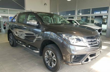 Demo 2019 MAZDA BT-50 UR0YG1 Utility 4dr GT Dual Cab Spts Auto 6sp 4x4 3.2DT 1082kg