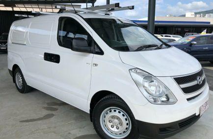 Used 2012 HYUNDAI ILOAD TQ2-V Van 5dr Man 6sp 2.5DT 1113kg