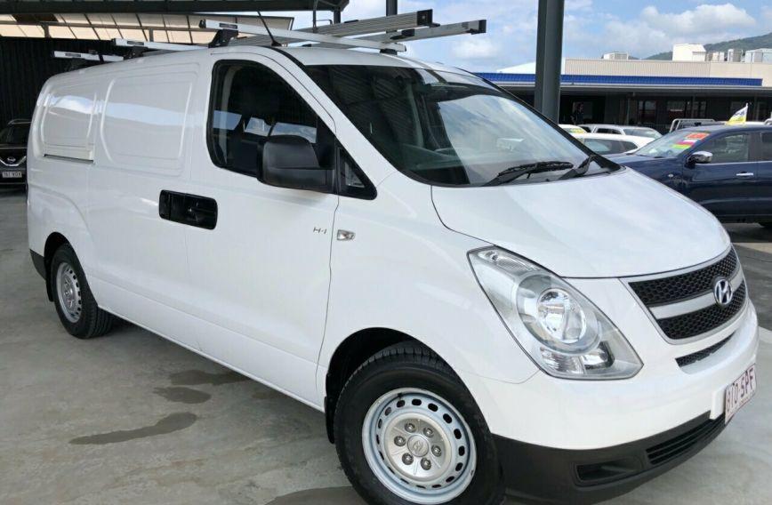 2012 HYUNDAI ILOAD   TQ2-V Turbo VAN