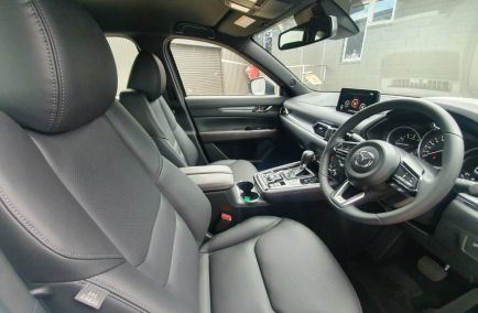 2020 MAZDA CX-8 Touring  KG2WLA  WAGON