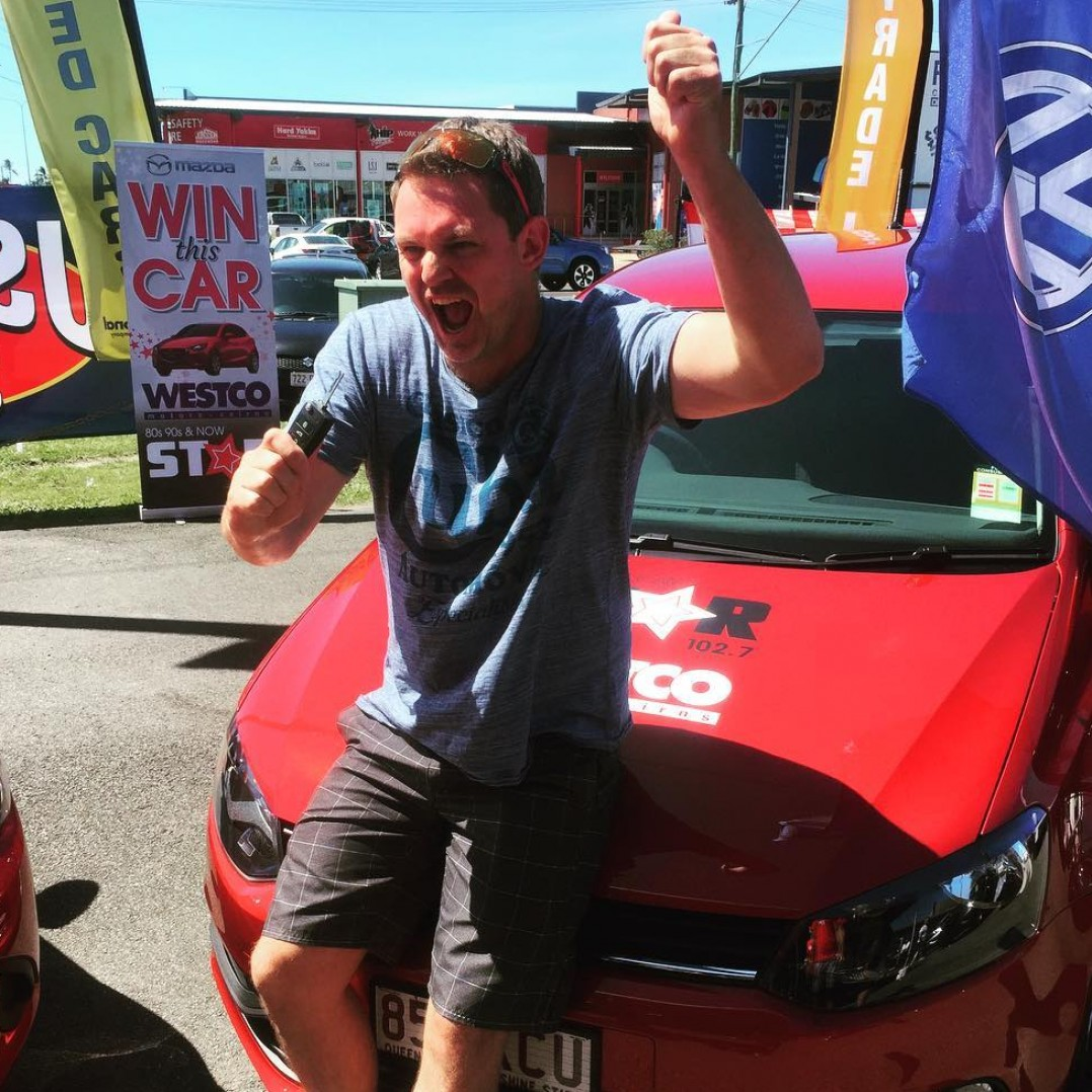 Car Giveaway 2017 >> 2017 Star On The Car Giveaway Westco Motors Cairns