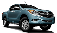 Mazda BT50 Cairns